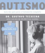 Capa do livro Manual do Autismo