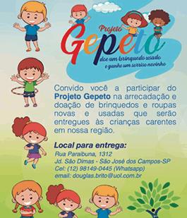 Projeto Gepeto