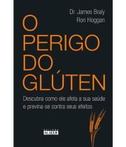 Capa do livro O Perigo do Gluten