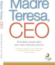 Capa do livro Madre Teresa CEO