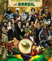 Capa do livro Guia Politicamente Incorreto da História do Brasil